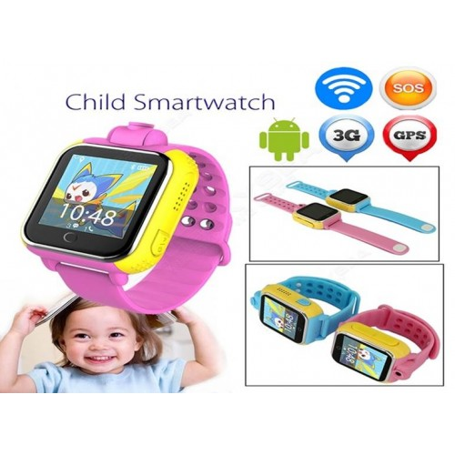 eWatch Junior Kids GPS Android Smart Watch